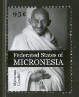 Micronesia 2011 Mahatma Gandhi Of India Sc 909 MNH # 650 - Mahatma Gandhi