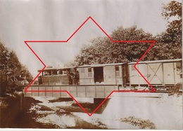 Photo Vers 1900 LONS-LE-SAUNIER - Le Tramway De La Montagne (A219, Ww1, Wk 1) - Lons Le Saunier