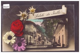 SALUTI DA ISELLE - TB - Italy