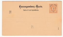 Austria Postal Stationery Postcard Correspondenz-Karte Unused B200210 - Entiers Postaux