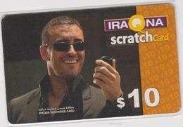 IRAK - Télécartes