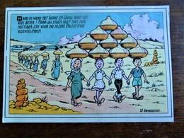 Postkaart  SUSKE EN WISKE 1968  W.  VANDERSTEEN - Illustratoren & Fotografen