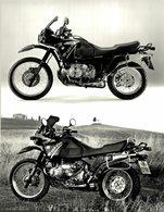 B.M.W. R 100 GS PD Classic +-18cm*23cm Moto MOTOCROSS MOTORCYCLE Douglas J Jackson Archive Of Motorcycles - Fotos