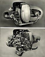 B.M.W.  +-18cm*23cm Moto MOTOCROSS MOTORCYCLE Douglas J Jackson Archive Of Motorcycles - Fotos