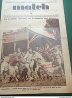1929 RUGBY - LEZIGNAN = BEZIERS à CARCASSONNE - QUILLAN = AGEN à BORDEAUX - Newspapers
