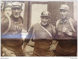 1929 TOUR DE FRANCE - Nicolas FRANTZ - LEDUCQ - FONTAN - CHERBOURG - VALOGNES - BRIQUEBEC - LA HAYE DU PUITS - DESGRANGE - Journaux - Quotidiens