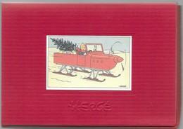 COFFRET DE CARTES POSTALES TINTIN - Cartes Postales