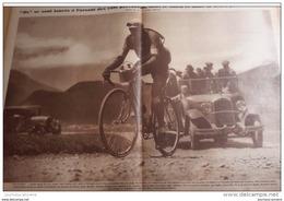 1931 LE TOUR DE FRANCE - PEY REHORADE - SAINT VINCENT DE TYROSSE - PUYMORENS - TOULON LES CHAMPIONS DE RUGBY - Newspapers
