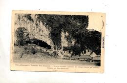 Carte Grotte Region Pho Binh Gia Cachet  Matitime  Ligne + Tonkin  Timbre Oté - Vietnam