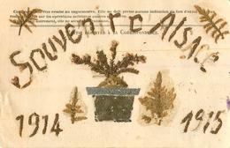 Militaire Souvenir D'Alsace 1914-1915   Réf 1965 - Altri