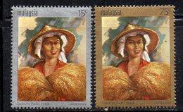 Y686 - MALAYSIA  1969,  Yvert N. 61/62  **  MNH (2380A) - Malesia (1964-...)