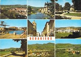 34 - Bédarieux - Multivues - Bedarieux