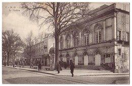 Laval - Le Théâtre - NG N°8- écrite 1923 - Laval
