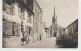 08 - Gomont - Carte Photo - Frankreich