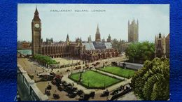 Parliament Square London England - London