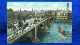London Bridge London England - London