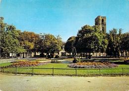 34 - Lodève - Le Parc En Automne - Lodeve