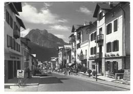 3333 - SAPPADA BELLUNO CENTRO CON LA TERZA PICCOLA 1968 - Italia