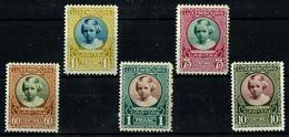 Luxemburgo Nº 209/13 Nuevos. Cat.16€ - Unused Stamps