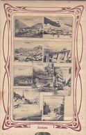 Berner-Oberland - Ziehkarte Mit Gstaad, Gsteig, Saanen, Zweisimmen, U.a. - Selten        (P-215-90416) - BE Berne