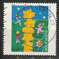 PIA - GERMANIA - 2000 : Europa  - (Yv 1945) - Usati
