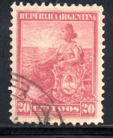 1899 - 1903 - YT 122 OBLITERE - 1858-1861 Confederazione