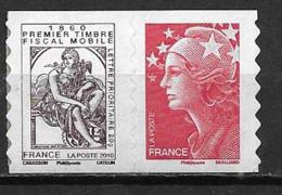 France 2010 Timbres Adhésifs Neufs En Paire N° P507 à La Faciale - France