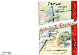 TWA Super Constellation Lockheed Airliner Vliegtuig Airplane Avion Flugzeug Hostess Verjaardag - 1946-....: Ere Moderne