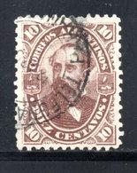 1888 / 90 - YT 65 OBLITERE - 1858-1861 Confederazione