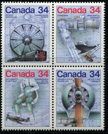 CANADA 1986 SCIENCE & TECHNOLOGY: ROTARY SNOWPLOW NEUF MNH** MINT LUXE ** - 1952-.... Reign Of Elizabeth II