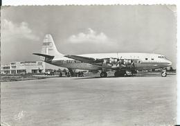 AÉROGARE DE TOULOUSE-BLAGNAC .... L 'ARMAGNAC CONSTRUIT PAR LA S.N.C.S.E. TOULOUSE - Aviones