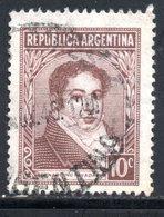 1939-42 YT 395 OBLITERE - 1858-1861 Confederazione