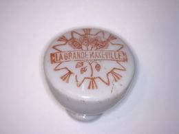 Bouchon En Porcelaine De Bière LA GRANDE MAXEVILLE - Bière
