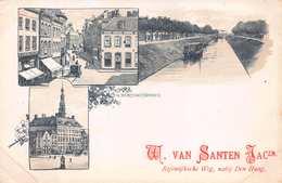 'S HERTOGENBOSCH ~ AN EARLY 1890's -1901 VINTAGE POSTCARD  #21345 - 's-Hertogenbosch