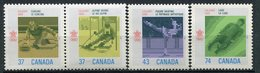 CANADA 1988 JEUX OLYMPIQUES D'HIVER NEUF MNH** MINT LUXE ** - 1952-.... Reign Of Elizabeth II