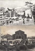 9623-LOTTICINO N°.6 CARTOLINE DI SESTRIERE(TORINO)-FG - Other Cities