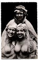 FEMMES ALGERIENNES SEINS NUS - Nus Adultes (< 1960)