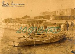 LIBIA TOBRUK - PORTA SARACENA 1913 - Guerra, Militari
