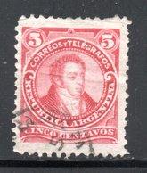 1889 / 1891 YT 78 OBLITERE - 1858-1861 Confederazione