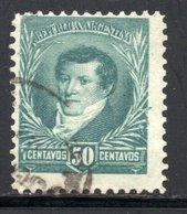 1892 / 1898 YT 104 OBLITERE - 1858-1861 Confederazione