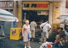 13 / MARSEILLE / BELSUNCE / BRASSERIE LE PRINCE / PHOTO ANNEES 70.80 - Canebière, Stadtzentrum