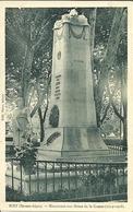 RIEZ - Monument  Aux Héros De La Guerre 1914-1918 - Autres Communes