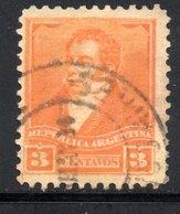 1892 / 1898 YT 97 OBLITERE - 1858-1861 Confederazione