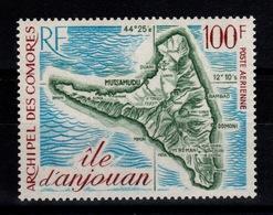 Comores - YV PA 49 N** Anjouan Cote 16 Euros - Comores (1950-1975)