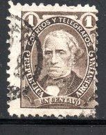 1889 / 1891 YT 74 OBLITERE - 1858-1861 Confederazione