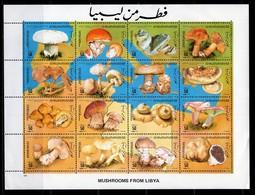 LIBYA - 1985 Fungi  M2183 - Botswana (1966-...)