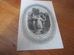 Dp 1776 - 1862, Paris/Brugge, Moles Le Bailly, - Images Religieuses