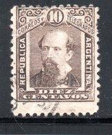 1889 / 1891 YT 82 OBLITERE - 1858-1861 Confederazione