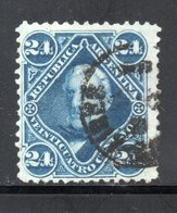 1876 / 1878 YT 36 OBLITERE - 1858-1861 Confederazione