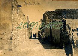 LIBIA TOBRUK - PORTA SOLUU 1913 - Guerra, Militari